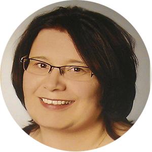 Sandra Lang Datenbeschützerin