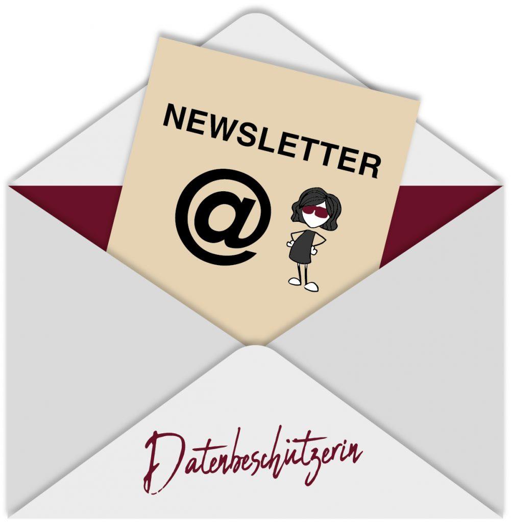 Newsletter Datenbeschützerin