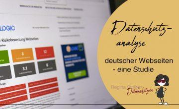Datenschutzanalyse deutscher Webseiten