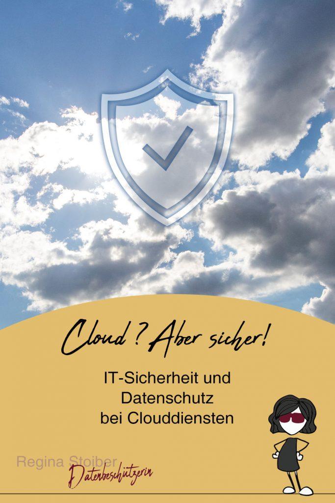 IT-Sicherheit und Datenschutz bei Cloud Services
