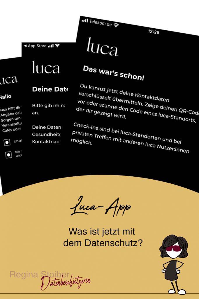 Luca-App Pinterest Pin