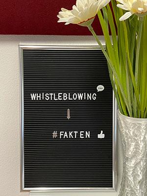 Whistleblowing Fakten
