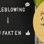 Die 5 wichtigsten Fakten zur EU Whistleblowing Richtlinie (Hinweisgeberschutzgesetz)